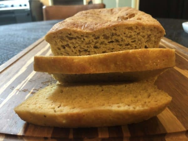 Keto Almond Flour Yeast Bread Recipe