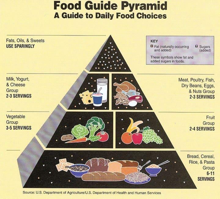 health.gov food pyramid