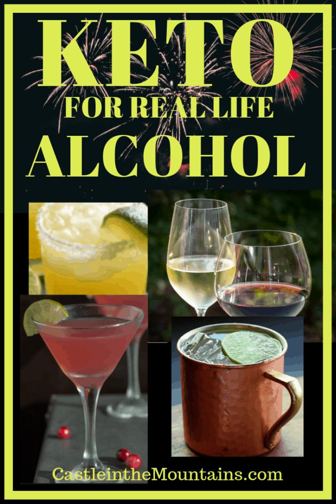 Keto Adult Beverages