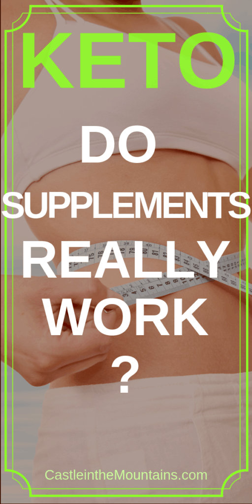 What Keto Supplements Really Work