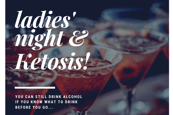 Keto Friendly Alcoholic Beverages