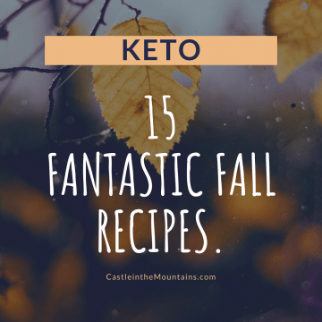 15 Fantastic Fall Recipes Keto Low Carb Gluten Free