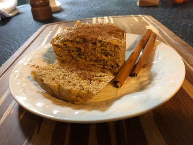 This Keto Pumpkin Spice Mug Cake is a quick and delicious ...