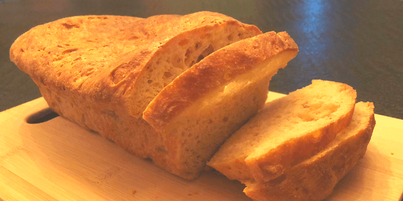 Keto Almond Yeast Bread