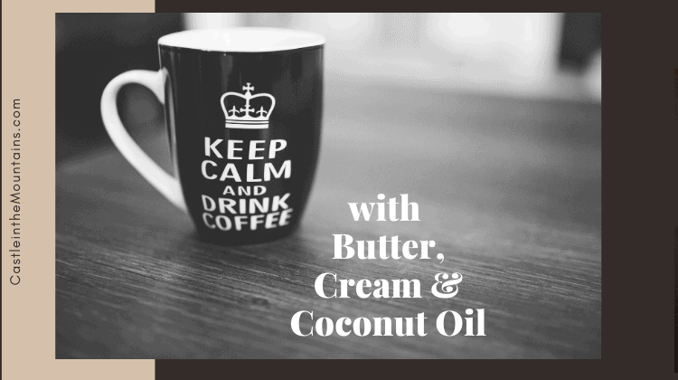 Bulletproof Coffee Butter Cream & Coconut Oil MCT oil