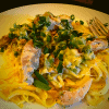 Keto Chicken Alfredo