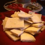 Keto Almond Flour Crackers