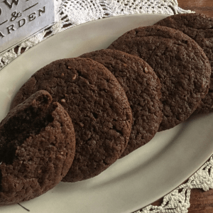 Delicious Chocolate Keto Cookies gluten free low carb