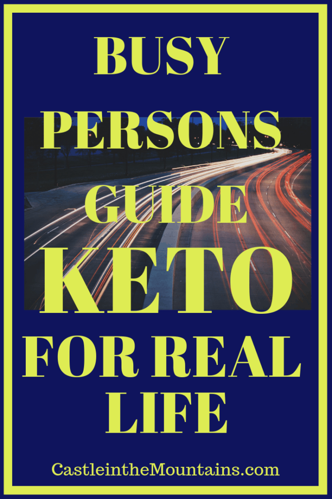 Keto for Busy People