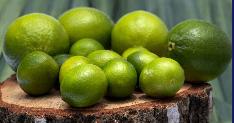 Key lime & Regular Limes