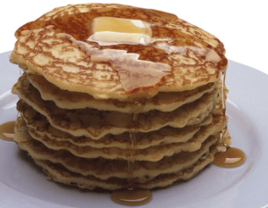 Syrup for Low Carb Pancakes Recipe