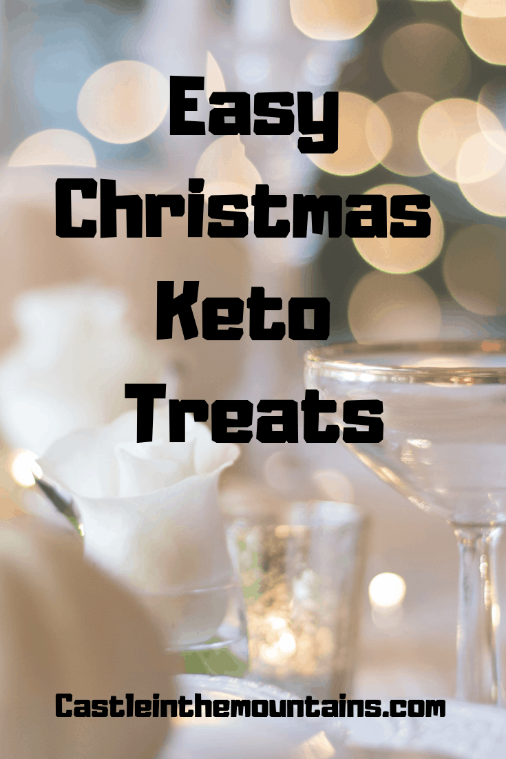 5 Easy Keto Christmas Treats!