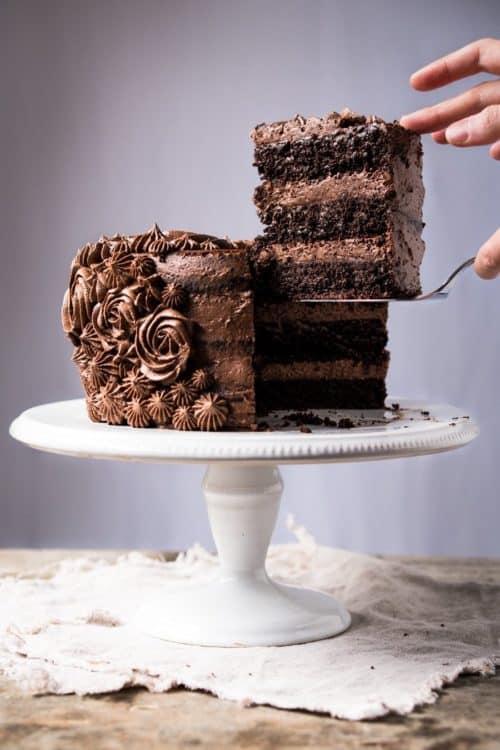 Ultimate Keto Chocolate Cake