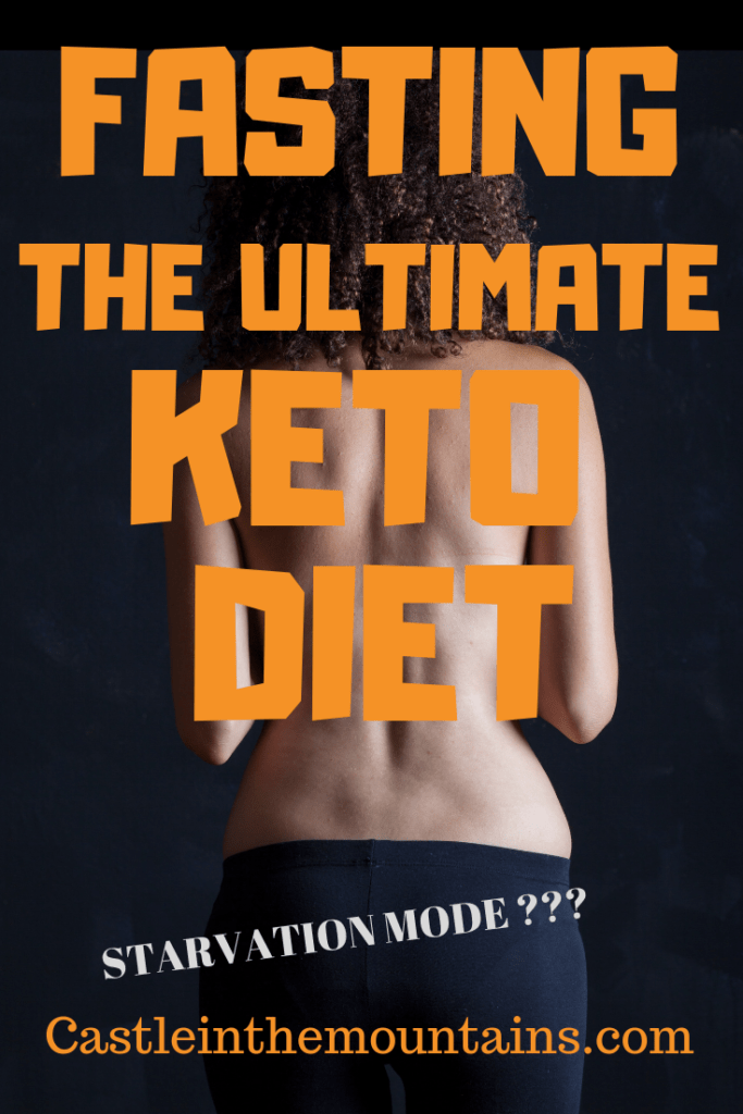Fasting the ultimate Keto diet