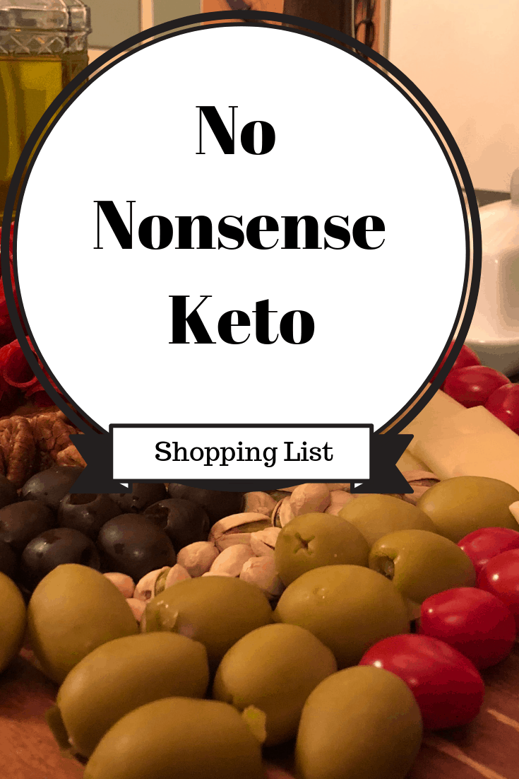 No Nonsense keto SL