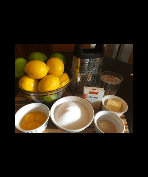 lemon meringue pie ingredients