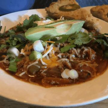 Low Carb Chili Recipe gluten free keto