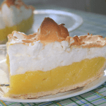 Lemon Meringue Pie - How to make Keto Lemon Pie!
