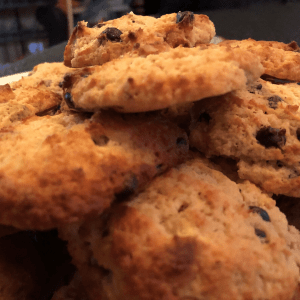 peanut butter chocolate chip cookie recipe keto low carb gluten free