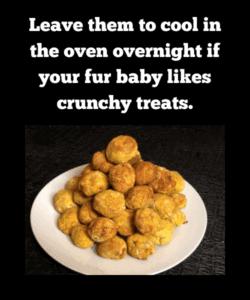 Dog ball treats