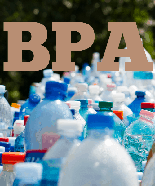 How to get BPA out for a less toxic diet
