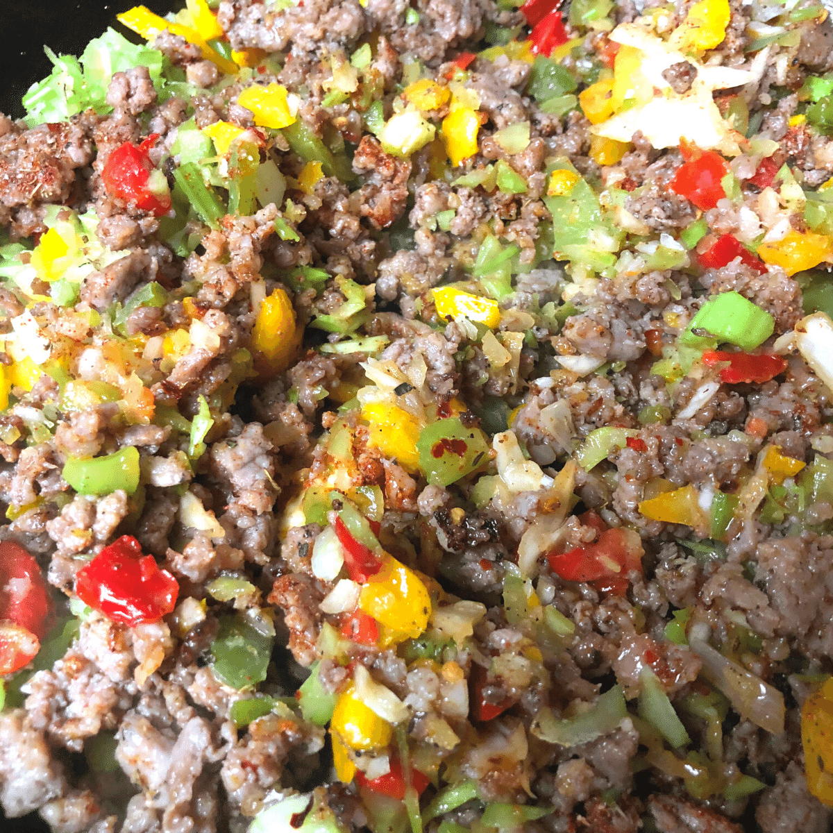 cheeseburger salad recipe keto gluten free low carb