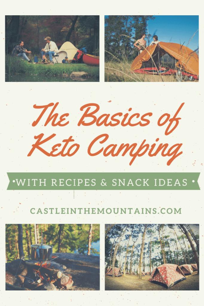 Keto Camping basics #safevacation2020