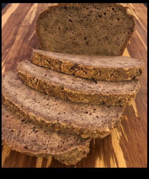 keto bread recipe, gluten free low carb