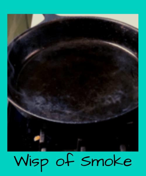 hot pan