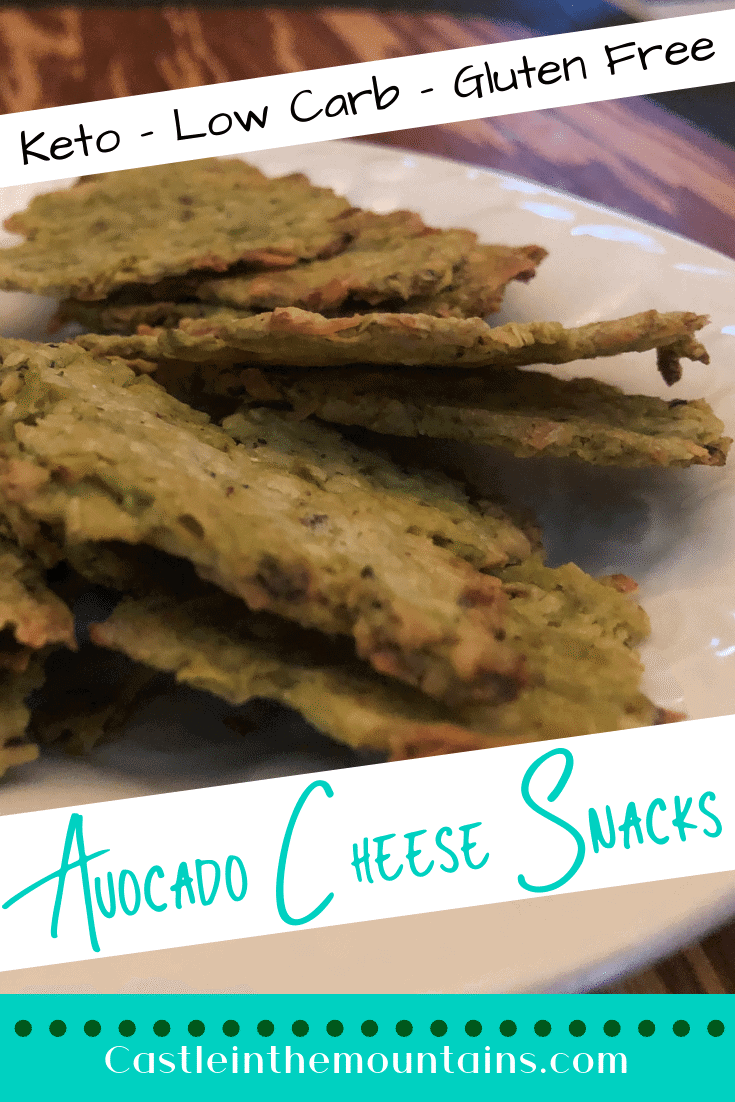 Keto Avocado Snacks