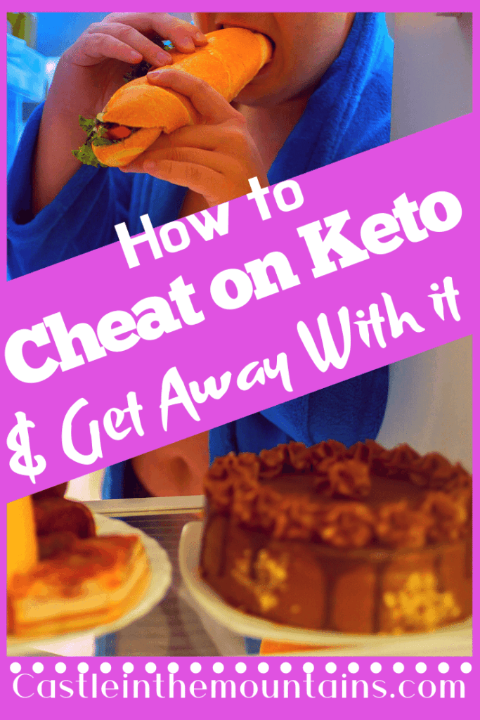 Keto diet cheating How to