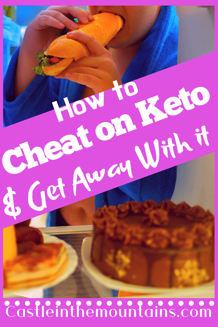 4 Easy Tricks to Cheat on Keto