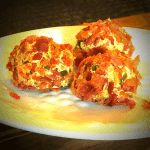 Jalapeno Bacon Cheddar Fat Bombs recipe low carb gluten free
