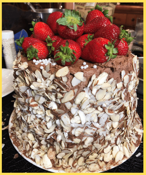 Keto Cake Frosting