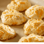Keto Cheddar Biscuits recipe low carb Gluten free