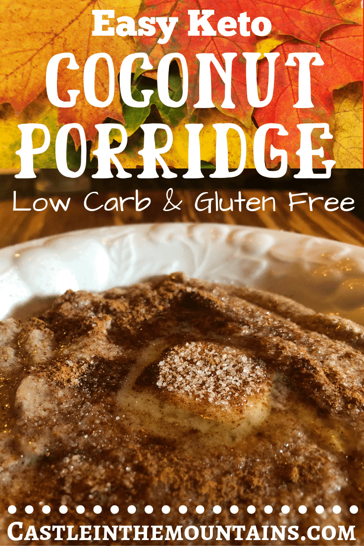 Keto-Friendly Hot Porridge