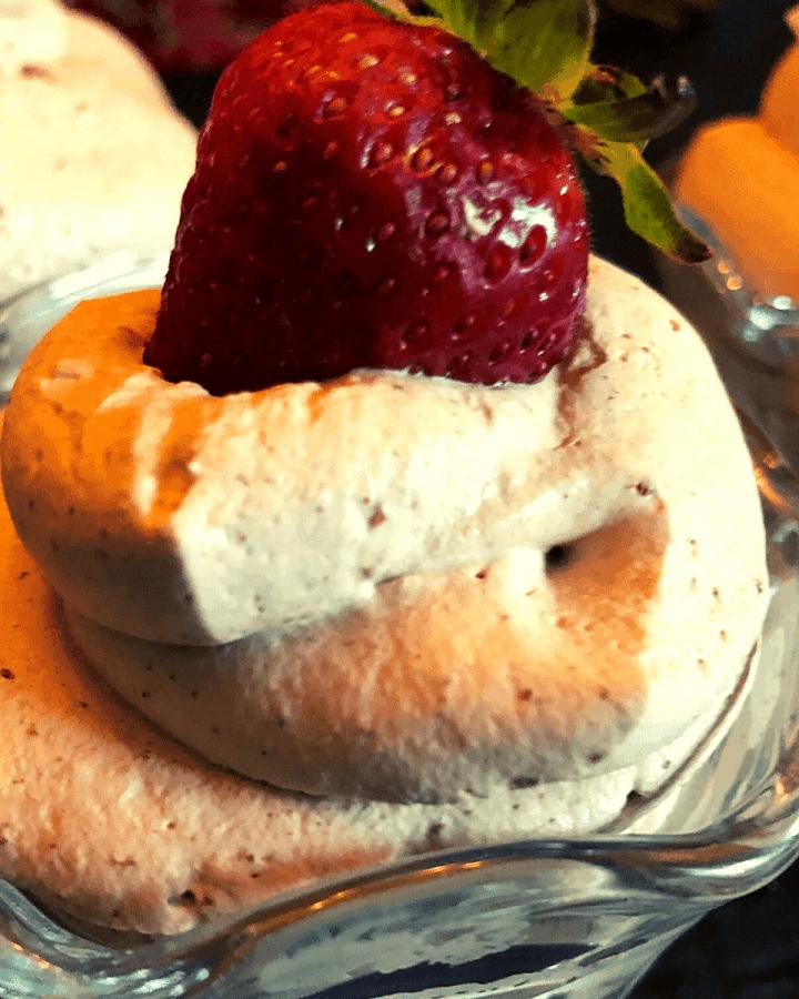 Keto Copycat Wendy's Frosty recipe gluten free low carb