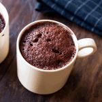 Keto chocolate coconut mug cake recipe low carb gluten free