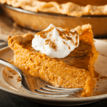 Low carb keto pumpkin pie recipe gluten free