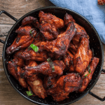 Tandoori Chicken (Baked)