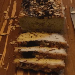 lchf keto bread recipe - low carb - gluten free