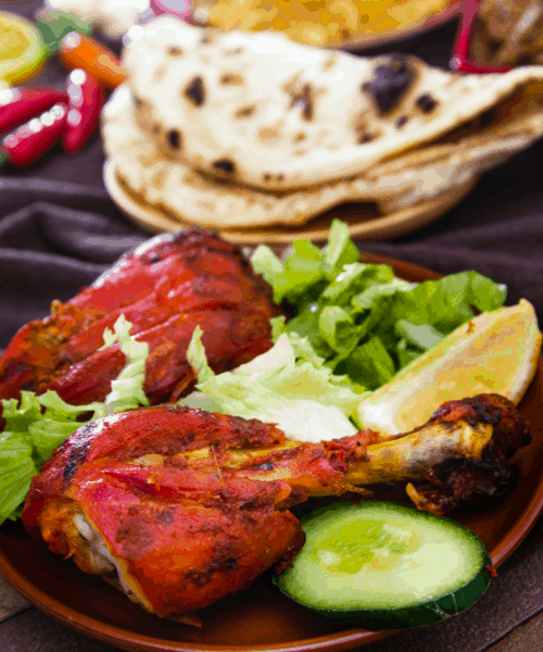 tandoori & flatbread