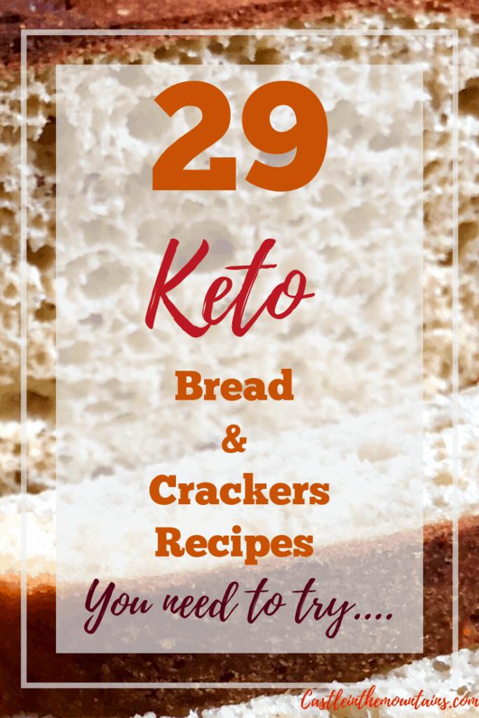 29 Keto bread recipes
