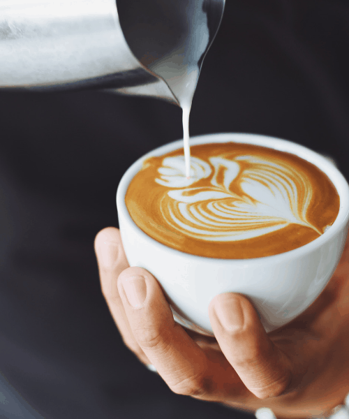 Dining out on the Keto Diet (coffee)