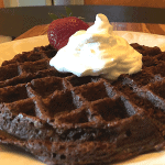 Chocolate Chaffle's - How to make Chocolate Waffles!