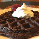 Chocolate Chaffle's - How to make Chocolate Waffles!