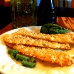 Keto Extra Cheesy Garlic Breadsticks