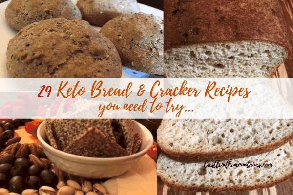 29 superb Keto Bread Recipes