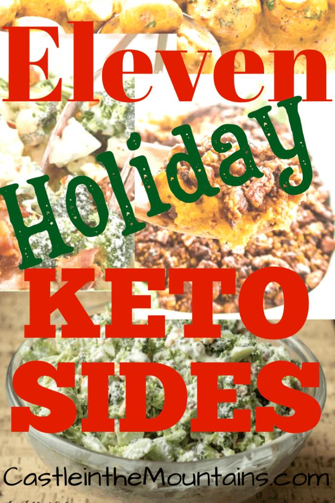 11 Great Keto Sides Holiday Recipes