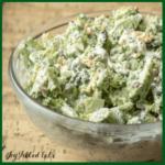 11 Great keto Sides Joyfilledeats.com Broccoli Bacon Ranch